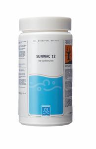 Bilde av SpaCare Sunwac 12, 100 klor tabletter
