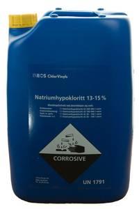 Bilde av Natriumhypoklorit 30 kg