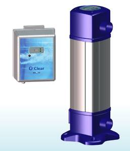Bilde av Bio UV - O'clear 15 Elite Saltklorinator m/pH